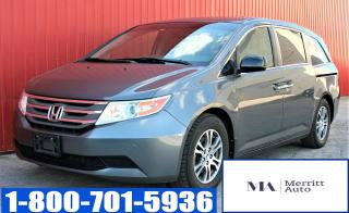 Used 2012 Honda Odyssey EX-L w/RES,8 PASSENGER, LEATHER, SUNROOF, DVD| for sale in London, ON