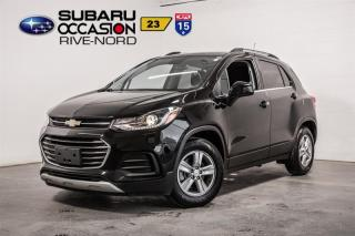 Used 2018 Chevrolet Trax LT MAGS+BLUETOOTH+CA for sale in Boisbriand, QC