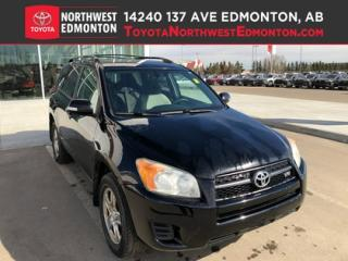 Used 2009 Toyota RAV4 Base | 4X4 | Heat Mirrors | Keyless Entry | A/C for sale in Edmonton, AB