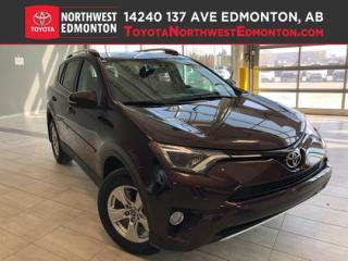 Used 2016 Toyota RAV4 XLE | AWD | Heats Seats | Backup Cam | Roof Rails for sale in Edmonton, AB