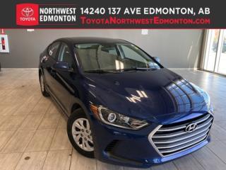 Used 2018 Hyundai Elantra GLS | Heat Seats | Bluetooth | Hands Free Calling for sale in Edmonton, AB