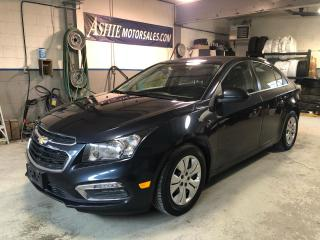 Used 2016 Chevrolet Cruze Limited 4dr Sdn LT w/1LT for sale in Kingston, ON