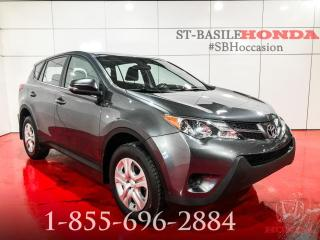 Used 2014 Toyota RAV4 Traction intégrale 4 portes LE for sale in St-Basile-le-Grand, QC