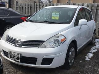 Used 2009 Nissan Versa 5dr HB I4 Auto 1.8 S for sale in Scarborough, ON