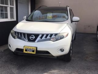 Used 2009 Nissan Murano AWD 4dr SL for sale in Scarborough, ON