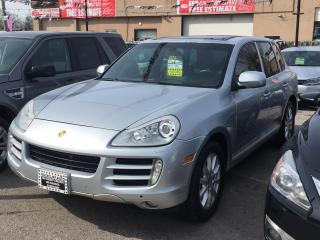 Used 2008 Porsche Cayenne AWD 4dr Tiptronic for sale in Scarborough, ON