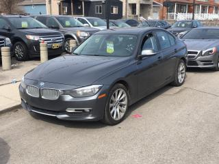 Used 2013 BMW 3 Series 4dr Sdn 320i xDrive AWD for sale in Scarborough, ON
