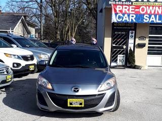 Used 2011 Mazda MAZDA3 4dr Sdn Auto GX for sale in Markham, ON