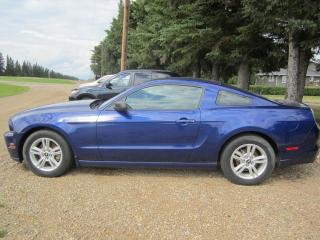 Used 2013 Ford Mustang V6 for sale in Melfort, SK