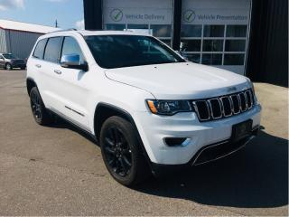 Used 2018 Jeep Grand Cherokee Limited for sale in Ingersoll, ON