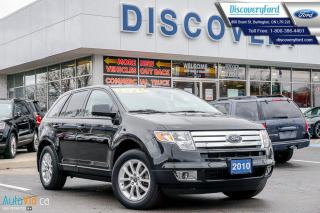 Used 2010 Ford Edge SEL for sale in Burlington, ON