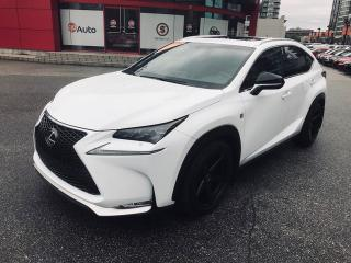 Used 2016 Lexus NX 200t for sale in Richmond, BC