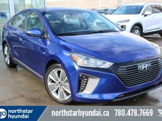 New 2019 Hyundai Ioniq Hybrid LIMIULT for sale in Edmonton, AB