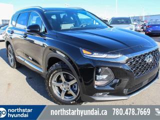 New 2019 Hyundai Santa Fe Luxury for sale in Edmonton, AB