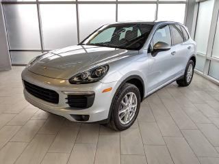 Used 2016 Porsche Cayenne CPO | Ext. Warranty | Premium PKG | BOSE | Cooled Seats for sale in Edmonton, AB