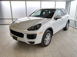 Used 2016 Porsche Cayenne CPO | Ext. Warranty | Premium PLUS | 360 Cameras | BOSE for sale in Edmonton, AB