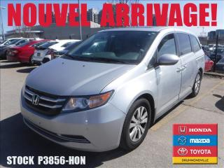 Used 2015 Honda Odyssey Ex-L Res+dvd+mags+t for sale in Drummondville, QC