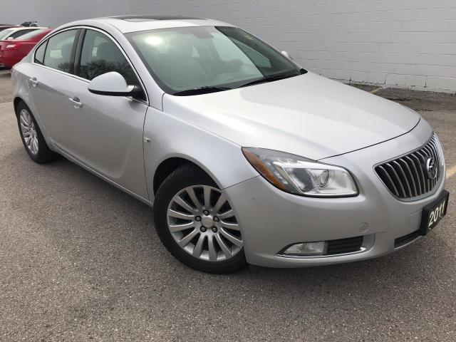 2011 Buick Regal CXL-T w/1SL