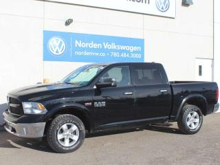 Used 2013 RAM 1500 Outdoorsman 4x4 Crew Cab for sale in Edmonton, AB