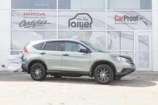 Used 2013 Honda CR-V LX ***GARANTIE 10 ANS/200 000 KM*** for sale in Québec, QC
