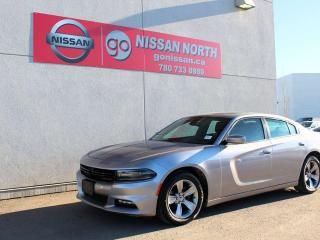 Used 2017 Dodge Charger SXT for sale in Edmonton, AB