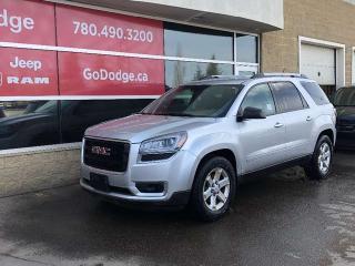 Used 2014 GMC Acadia SLE for sale in Edmonton, AB