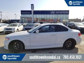 Used 2011 BMW 1 Series 135i/LEATHER/SUNROOF/HEATED SEATS for sale in Edmonton, AB