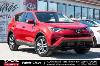 Used 2016 Toyota RAV4 Le Fwd Grp for sale in Pointe-Claire, QC