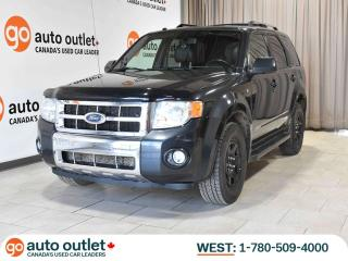 Used 2008 Ford Escape Limited 4WD, Heated Leather Seats, Sunroof for sale in Edmonton, AB