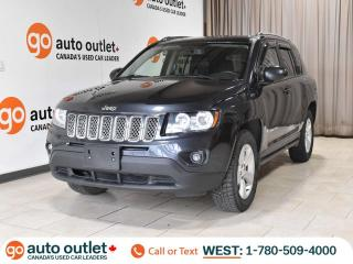 Used 2016 Jeep Compass North 4x4, Heated Leather Seats, Backup Camera for sale in Edmonton, AB