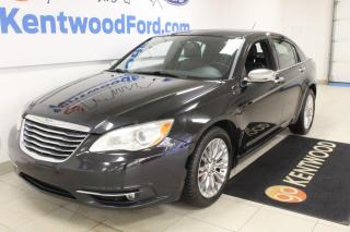 Used 2014 Chrysler 200 Limited for sale in Edmonton, AB
