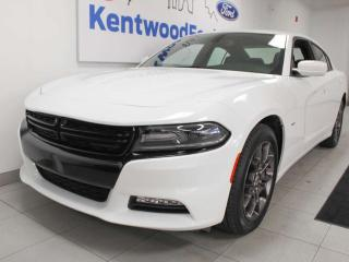 Used 2018 Dodge Charger GT AWD, heated power seats, auto dimming rear view mirror, back up cam for sale in Edmonton, AB