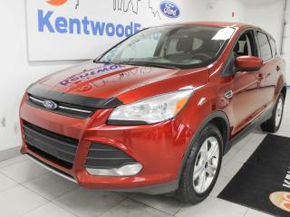 Used 2014 Ford Escape SE 4WD ecoboost with heated seats, keyless entry and a back up cam for sale in Edmonton, AB