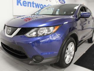 Used 2018 Nissan Qashqai QashQai AWD with heated seats and a back up cam for sale in Edmonton, AB