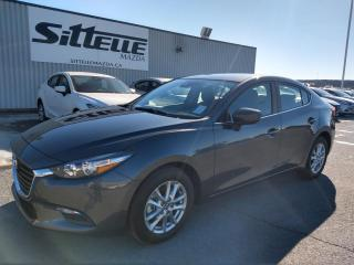 Used 2018 Mazda MAZDA3 ** SPECIAL EDITION ** VEHICULE NEUF ** C for sale in St-Georges, QC