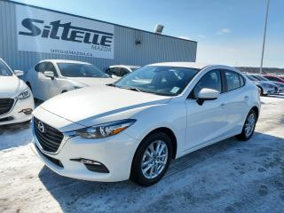 Used 2018 Mazda MAZDA3 ** EDITION 50E ANNIVERSAIRE ** CUIR ** A for sale in St-Georges, QC