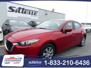 Used 2018 Mazda MAZDA3 Sport GX BA for sale in St-Georges, QC