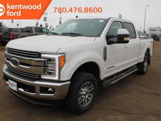 New 2019 Ford F-350 Super Duty SRW Lariat 618A, 4X4 Crew Cab 6.7L Power Stroke V8, heated/cooled power seats, Reverse Camera, Trailer Tow Pkg for sale in Edmonton, AB