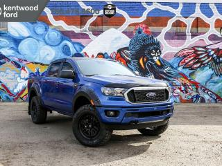 New 2019 Ford Ranger XLT 300A 2.3L 4x4 ecoboost supercrew, trailer tow pkg, cruise control, pre-collision assist, lane keeping alert for sale in Edmonton, AB