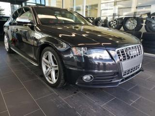 Used 2011 Audi S4 PREMIUM, HEATED SEATS, SUNROOF, ACCIDENT FREE for sale in Edmonton, AB