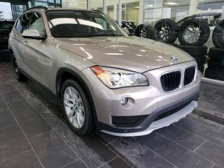 Used 2015 BMW X1 XDRIVE, HEATED SEATS, SUNROOF for sale in Edmonton, AB