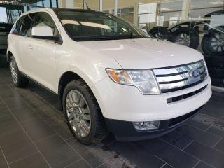 Used 2010 Ford Edge LIMITED, HEATED SEATS, NAVI, SUNROOF for sale in Edmonton, AB