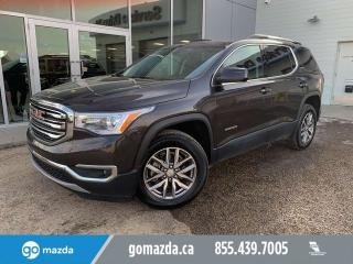 Used 2019 GMC Acadia SLE for sale in Edmonton, AB