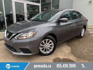 Used 2018 Nissan Sentra SV for sale in Edmonton, AB