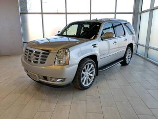 Used 2011 Cadillac Escalade LUXURY for sale in Edmonton, AB