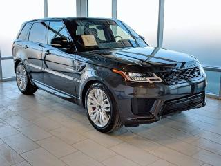 New 2019 Land Rover Range Rover Sport HSE Dynamic for sale in Edmonton, AB