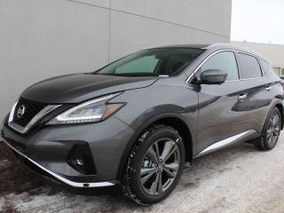 New 2019 Nissan Murano Platinum for sale in Edmonton, AB