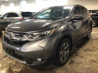 Used 2017 Honda CR-V EX, HONDA SENSING, BACK UP CAMERA, SUNROOF for sale in Mississauga, ON