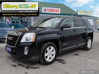 Used 2014 GMC Terrain SLE-2 for sale in Tilbury, ON