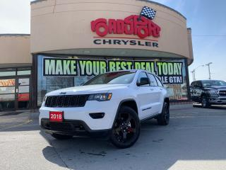 Used 2018 Jeep Grand Cherokee Altitude 4X4+SUNROOF+NAVIGATION for sale in Toronto, ON